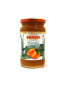 Ahmed Mango Chutney (Mild) | Buy Online at The Asian Cookshop.